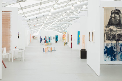 Interior View of UNTITLED, ART Miami Beach 2018