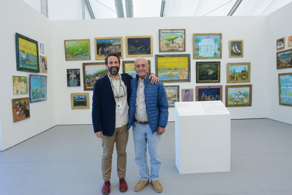 Special Project: Artist Dick Jay with guest curator Jordan Stein | Miami Beach 2019