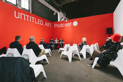 UNTITLED, ART Podcast